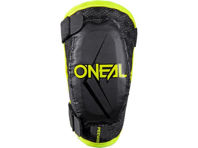 O'Neal Peewee Protège-coude, neon yellow